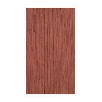 Edgemate 4631470, 7/8 Fleece Back-Sanded Real Wood Veneer Edgebanding, African Rosewood