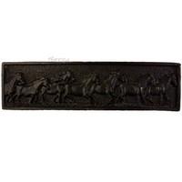 Sierra Lifestyles 681593, Pull, Running Horse Pull, Black, Western