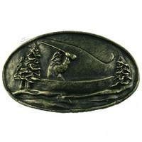 Sierra Lifestyles 681651, Pull, Fly Fishing Pull, Bronzed Black, Rustic Lodge