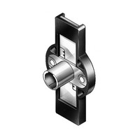 CompX Timberline CB-260 Timberline Lock, Wardrobe Lock Cylinder Body Only, Vertical Doors, 3/4 Material