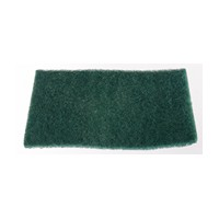 WE Preferred 0585450281961 60 Abrasive Hand Pads, Non-Woven, Green, 6 x 9in