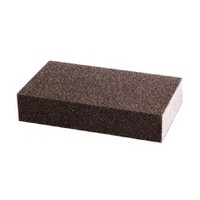 WE Preferred 0587010010961 250 Sanding Sponges, Aluminum Oxide, 4 Sided Block, Fine Grit