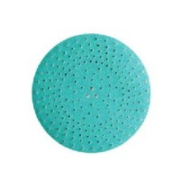 WE Preferred 8506363012961 50 Abrasive Discs, Aluminum Oxide on Film, 6in, Multi Hole, Hook & Loop, 120 Grit
