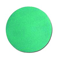 WE Preferred 8506343032961 50 Abrasive Discs, Aluminum Oxide on Film, 6in, No Hole, Hook & Loop, 320 Grit