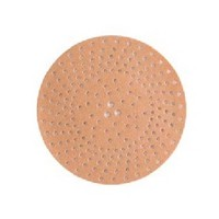 WE Preferred 8507362018961 50 Abrasive Discs, Aluminum Oxide on C-Weight Paper, 5in, Multi Hole, 180 Grit