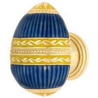 Emenee FAB1000-MG, Knob, Faberge Easter Egg, Museum Gold