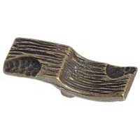 Emenee OR269ACO, Knob, Relief With Cutout, Antique Matte Copper