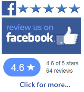 Click to read our reviews on Facebook