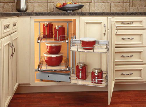 View Blind Corner Cabinet Pullouts Products