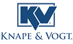 Knape and Vogt logo