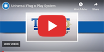 Tresco Universal Plug-n-Play System video clip